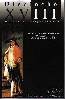Dieciocho Hispanic Enlightenment 30th Anniversary 2008