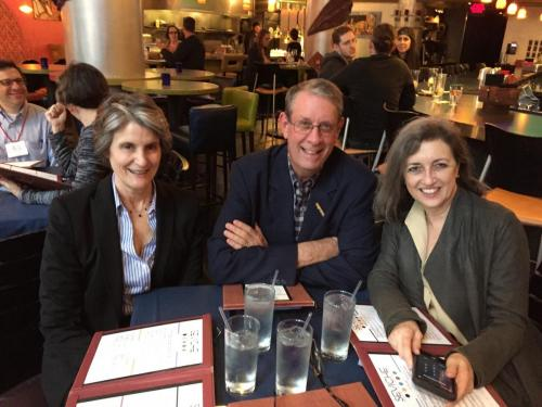 David Gies Cathy Jaffe Ana Rueda Pittsburgh 2016