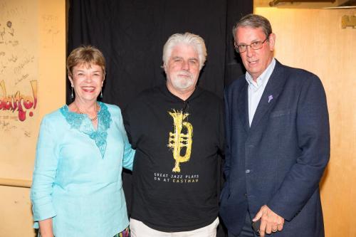 Janna David with Michael McDonald Paramount Theater