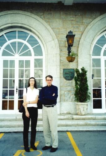 Hazel Gold and David