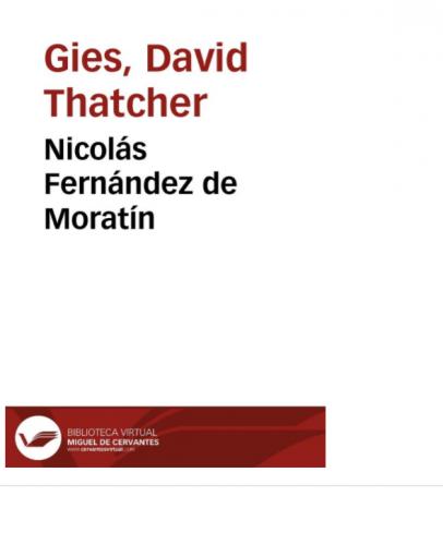Nicolas Fernandez de Moratin